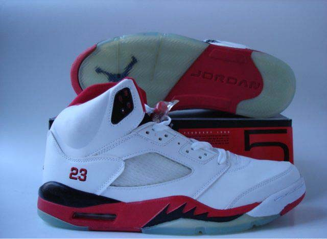 Air Jordan V(5) Fire Red