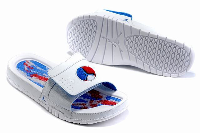 Jordan 8 Sandals