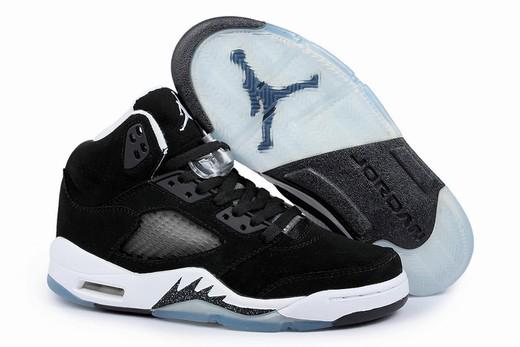 Air Jordan V(5) Oreo