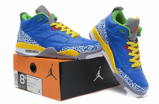 Air Jordan Son Of Mars