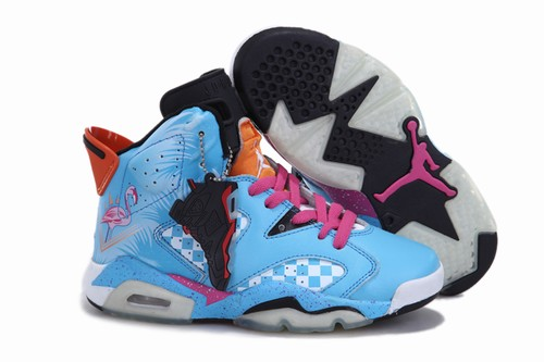 Retro Air Jordan VI(6) Women