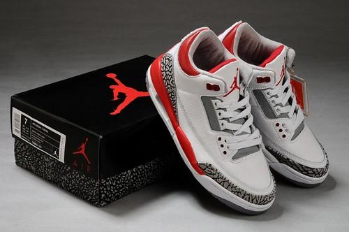 8346b3b22a6 Retro Air Jordan III(3) Women-015. ID  21269   80.8