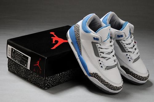 d3320b31213774 Retro Air Jordan III(3) Women-016