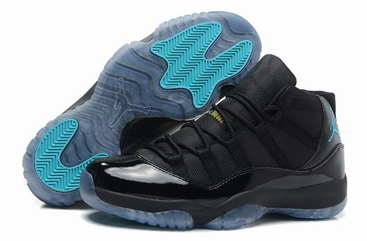 Retro Air Jordan XI(11) Women Gamma Blue