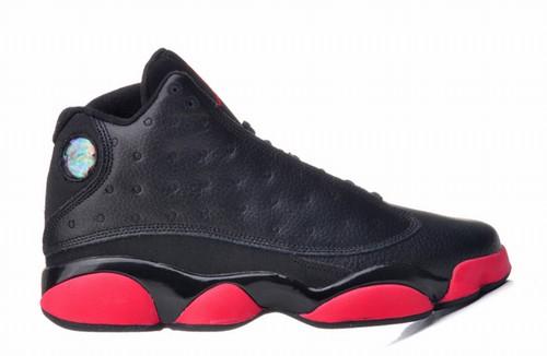 Jordan XIII(13) Black Gym Red