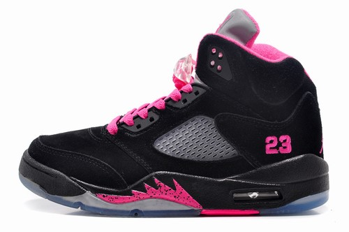 Retro Air Jordan V(5) Anti fur Women