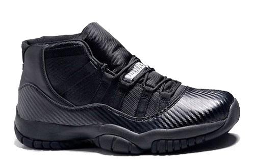 Retro Air Jordan XI(11) Black-133