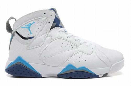 Jordan VII (7) White/French Blue