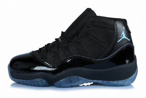 Retro Air Jordan XI(11) Women Gamma Blue