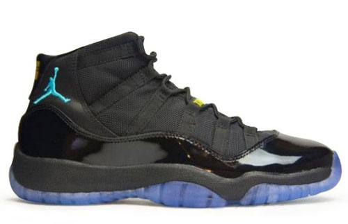 Retro Air Jordan XI(11) Gamma Blue
