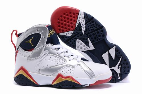 sale retailer 6721d 5d978 Retro Air Jordan VII(7) Kids-010. ID  26011   69.8