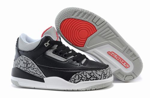 Retro Air Jordan III(3) Kids