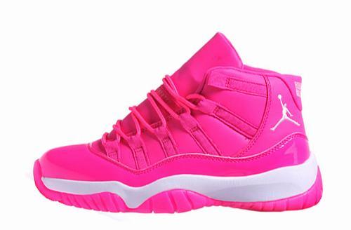 Jordan XI(11) Women Low Pink