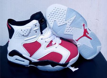 Retro Air Jordan VI(6) Kids