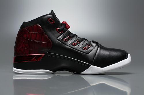 Air Jordan XVII (17) Bred