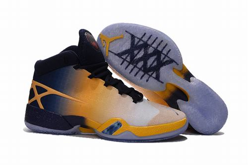 Air Jordan XXX(30) Yellow Retro