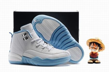 Jordan XII(12) GS University Blue Kids