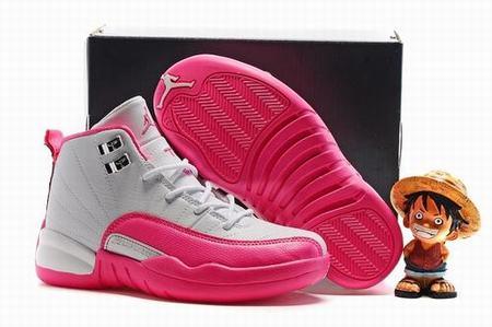 Jordan XII(12) Vivid Pink Kids