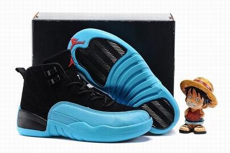 Jordan XII(12) Gamma Blue Kids