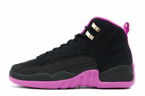 Jordan 12 GS Hyper Violet Women