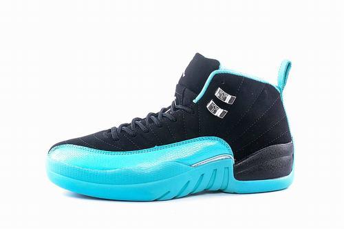 Jordan XII(12) Gamma Blue Low Women