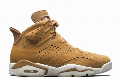 Air Jordan VI(6) Wheat-154