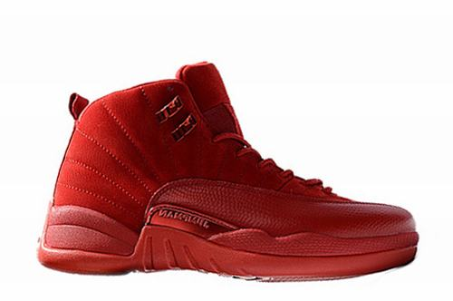 Air Jordan XII(12) Red Suede