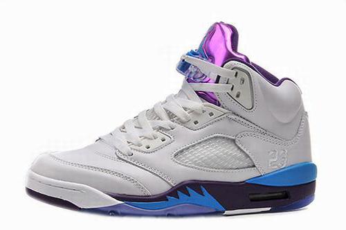 Air Jordan V(5) Grape Women