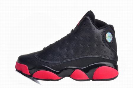 Jordan XIII(13) Black Gym Red Kids