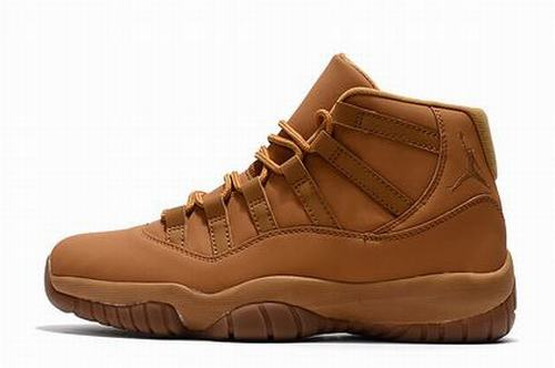 Air Jordan XI(11) Wheat-183