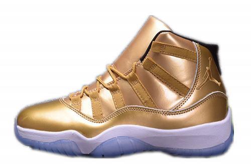 Air Jordan 11 All Gold-186