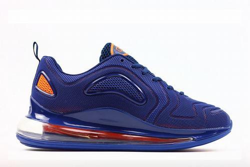 Air Max 720 Blue Orange
