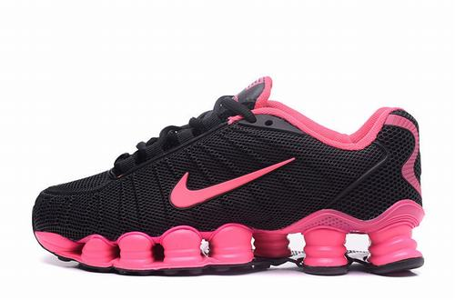 Shox TLX Black Pink Women