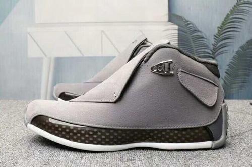 Air Jordan XVIII(18) Grey Black