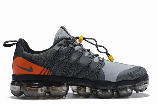 Air VaporMax Run Utility Grey Orange Black