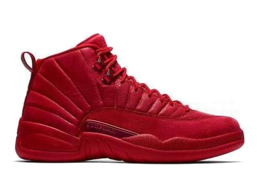 Air Jordan XII(12) Bulls Gym Red Women