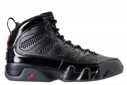 Air Jordan 9 Bred Women