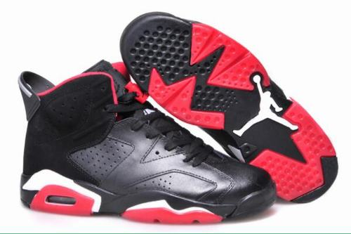 Air Jordan 6 Bred Women