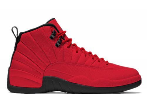 Air Jordan XII(12) Bulls Gym Red Black-112