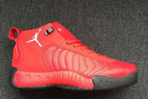 Air Jordan 12.5 Jumpman Pro Red