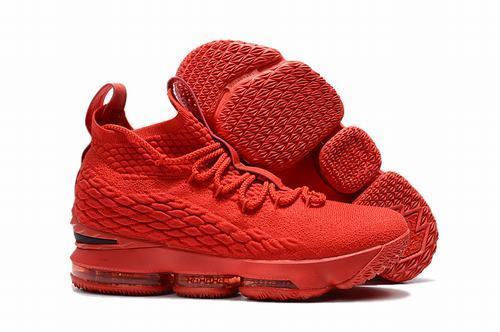 Lebron James XV(15) Red