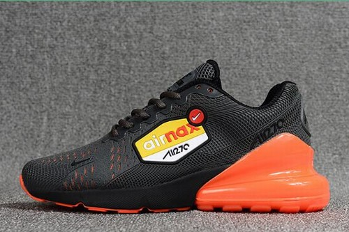 Nike Air Max Flair 270 Black Red