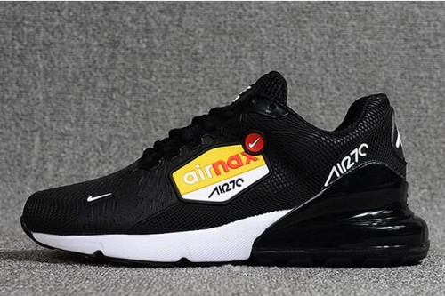 Nike Air Max Flair 270 Black White