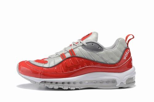 NikeLab Air Max 98 Gym Red