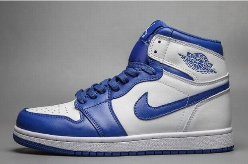 Air Jordan 1(1) High OG Storm Blue-123