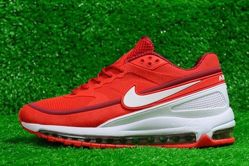 Air Max 91 Red White