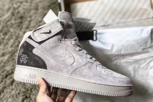Air Force One X Reigning Champ