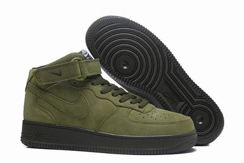 Air Force One High 07 Mid Olive