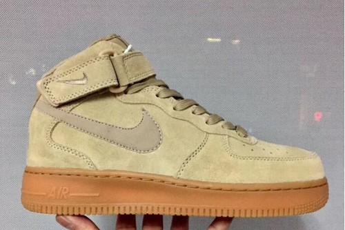 Air Force One MID 07 LV8 SUEDE
