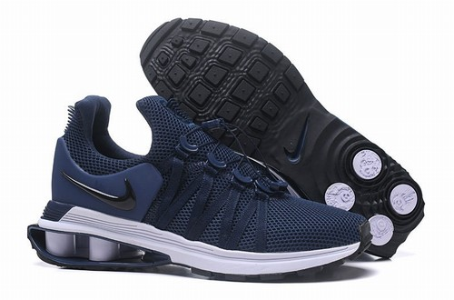 Nike Shox Gravity Navy Black White